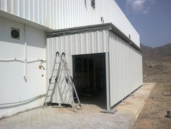 SANDWICH PANEL CLADDING
