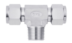 Tee Connector Tube Fitting