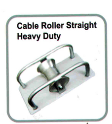 STRAIGHT CABLE ROLLER 10