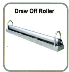DRAW OFF ROLLER