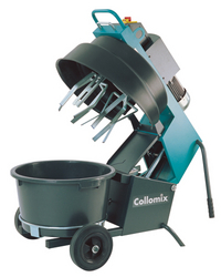 collomix Automatic Mixers XM2-650 - Concrete