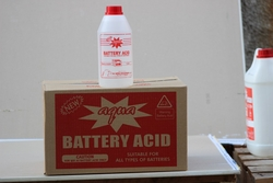 BATTERY ACID SUPPLIERS