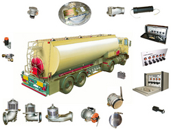 Tank Truck Equipments in uae