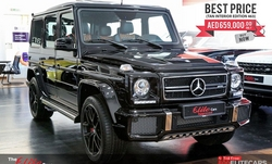 Mercedes Benz G63 2016 IN DUBAI
