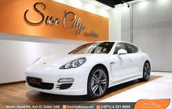 "PORSCHE PANAMERA ""S"" V8 BRAND NEW IN UAE"