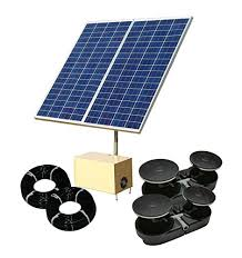 Mounting frames of solar panels in uae