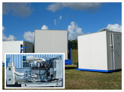 Skid Mounted Cold Room & Container Refrigeration