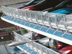 Car Park Safety Barrier Systems UAE