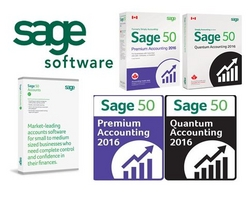 Sage 50 Accounting Software 2016 – All-in-one