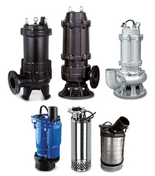Waste Water Submersible Pumps in uae