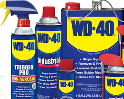 WD40 silicone sprays supplier dubai