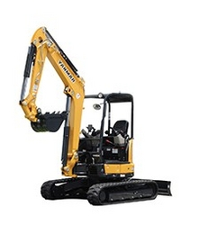 The Yanmar VIO35-6B (Without Quick Coupler)