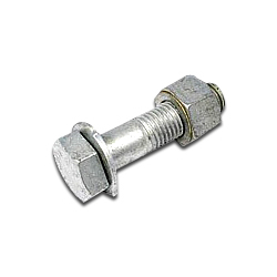 Stainless Steel 304 Grade Nut, Bolt & Washer