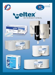Celtex Tissue Paper And Dispenser In Uae