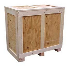 wooden box uae