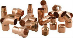 Copper Fittings for Air condition