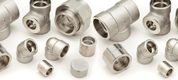 Duplex Steel Forged Socket weld Pipe Fittings