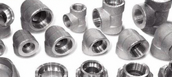 Nickel Alloy Forged Socket weld Pipe Fittings