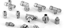 Nickel Alloy Ferrule Fittings