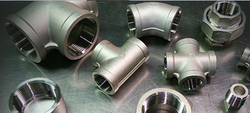 Inconel Forged Socket weld Pipe Fittings