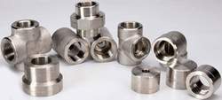 Hastelloy Forged Socket weld Pipe Fittings