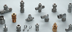 Hastelloy Instrumentation Tubing & Fittings