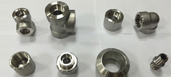 Titanium Forged Socket weld Fittings
