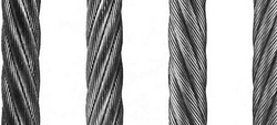 IS 2581 Steel Wire Rope