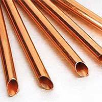 Copper Pipes In Coils & Straight Copper Pipes