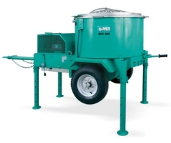 IMER MIX 360 MORTAR MIXER 380V/50Hz/3PH DRUM 360