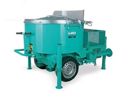 DRUM CAPACITY :  360LTR, MIXING PERFORMANCE : 200
