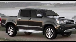 B6 ARMORED TOYOTA HILUX
