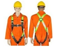 FULL BODY HARNESS AMERIZA - VERTEX