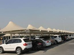 Car Park Shades in Alain +971522124675