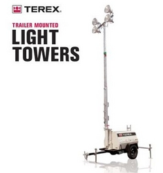 TEREX - TOWER LIGHTS