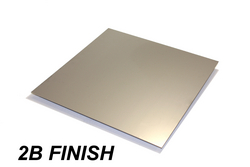 STAINLESS STEEL 304 MET / 2B FINISH SHEET