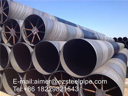 SSAW High Pressure Pile Pipe