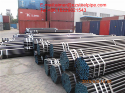 Seamless Steel Pipe,API 5L GR.B for construction