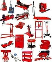 GARAGE EQUIPMENT IN AJMAN