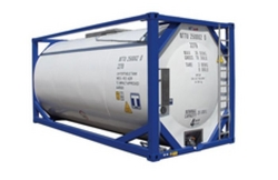 Stainless steel ISO Tank