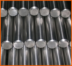 Duplex/Super Duplex Round Bar
