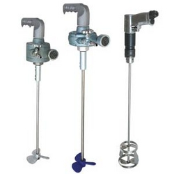 Pneumatic Agitators/ Mixers