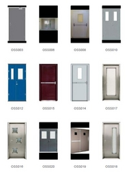 Fire Rated Steel Doors MANUFACTURERS IN UAE