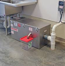Grease Trap For Commercial Kitchen