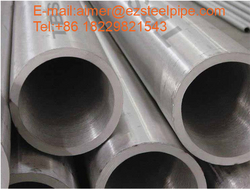 Stainless steel welded pipe with DNV certificate