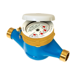 WATER METER - THREADED TYPE
