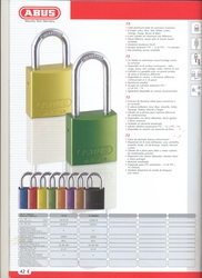 ABUS LOCKS Supplier in UAE