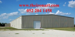 Steel warehouse, steel shed, steel structure