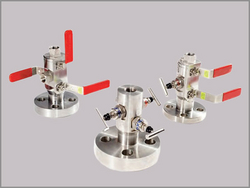 Key Block DBB Valves