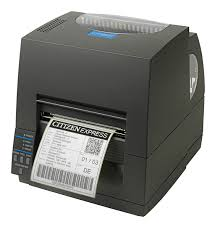 CITIZEN BARCODE PRINTER CLS621